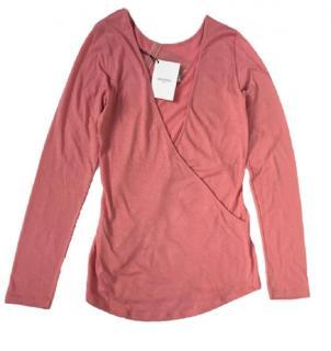 Balmain pink top