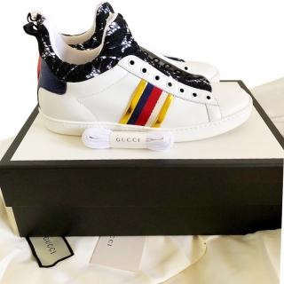 Gucci hightop Trainers