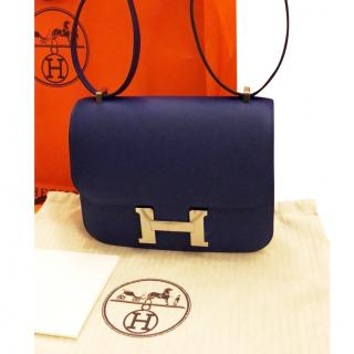 Hermes Constance Mini with receipt BNWT