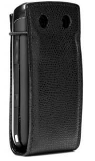 Valextra Handmade Leather Blackberry case