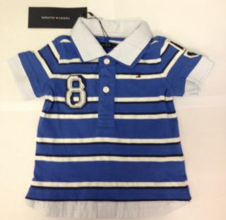 Tommy Hilfiger Martin Stripe Toddler Polo