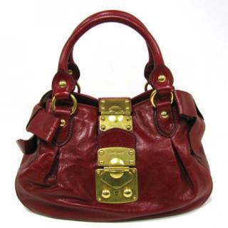 04dc91f35702 miu miu calfskin 2way shoulder bag