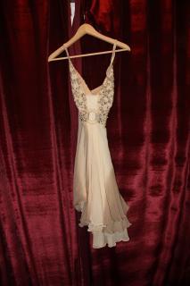 Knee-length Formal Dress
