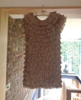 Pringle 1815 Silk/Wool Dress