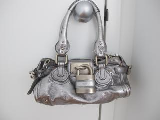 d772b38901 Chloe Paddington Padlock Bag