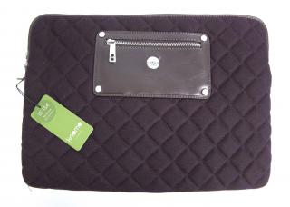 Knomo London Quilted Laptop Case