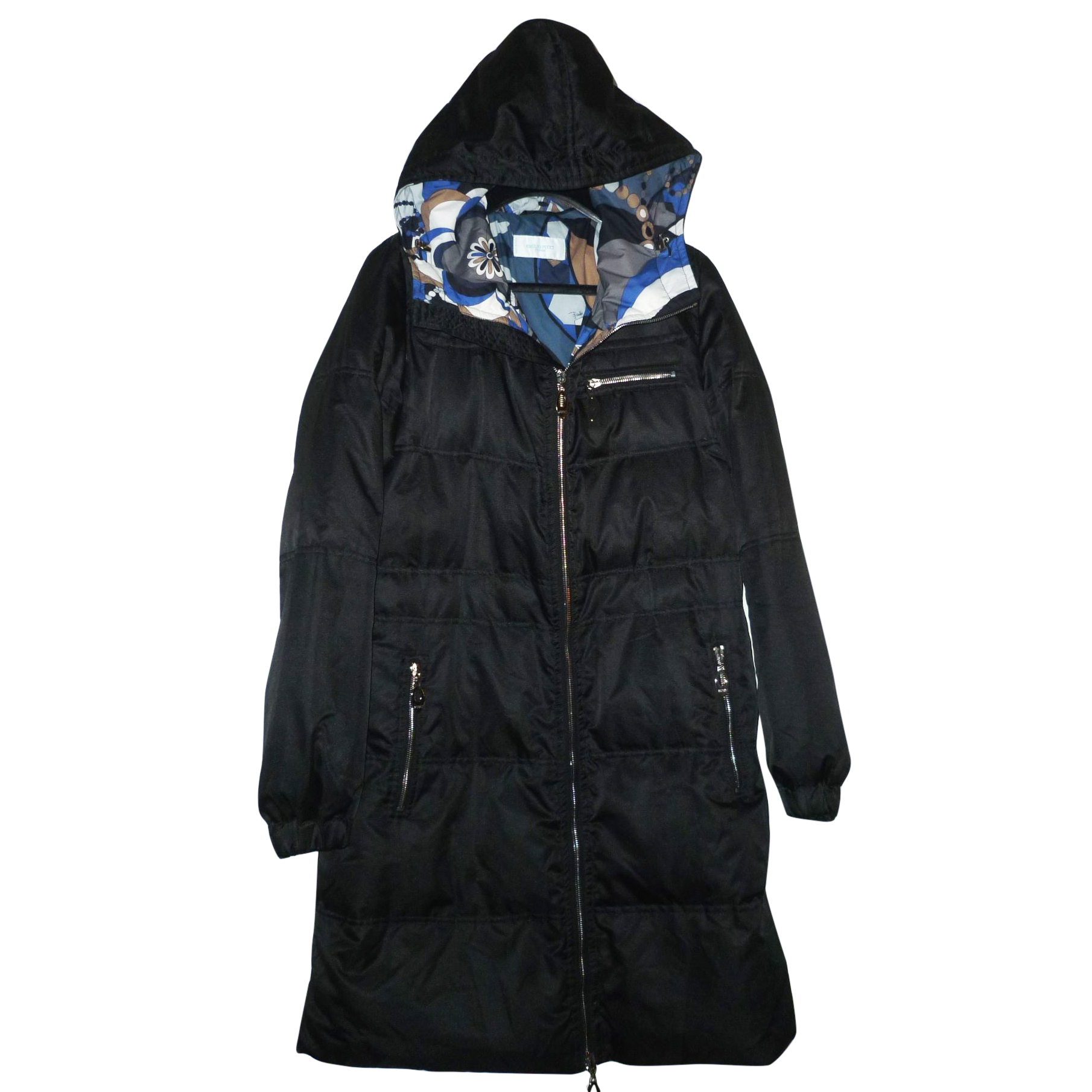 Emilio Pucci Goose Down Jacket Coat