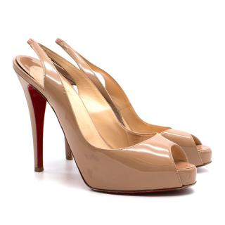 Christian Louboutin Private Number 120 mm