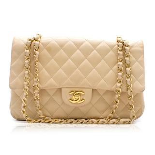 Chanel Classic Nude Flap Bag