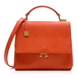 MCM Red Crossbody Bag