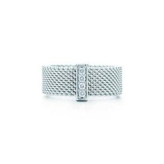Tiffany & co Diamond Somerset Ring