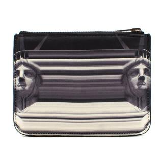 Neil Barrett Ferrera Small Zip Wallet