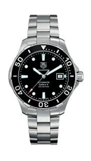 Tag Heuer Calibre 5 Automatic stainless steel watch