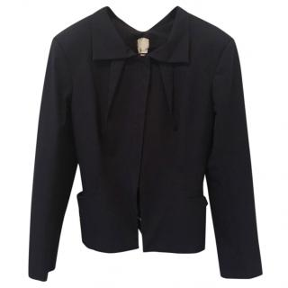 Roland Mouret RM Blue Fitted Jacket