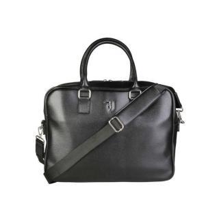 Trussardi Jeans  Black Briefcase