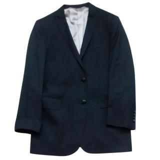 John Varvatos black blazer