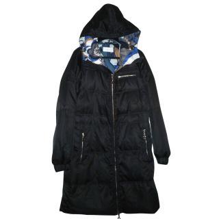 Emilio Pucci Goose Down Jacket Coat
