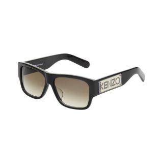 Kenzo  black acetate Sunglasses