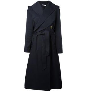 JW Anderson navy trench coat