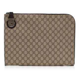 Gucci Monogram Document Case