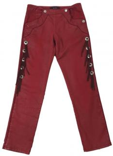 Isabel Marant Red Jeans
