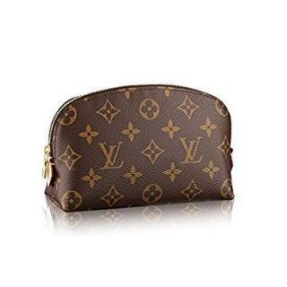 LOUIS VUITTON COSMETIC POUCH GM Monogram Canvas.