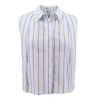 Kenzo Collared Pin Striped Shirt