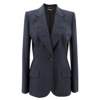 Stella McCartney Tailored Navy Blazer