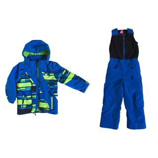 Spyder  kids ski costume