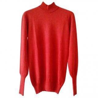 CHANEL  pullover in Cashmere & Silk.