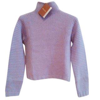 LORO PIANA  pullover in Cashmere.