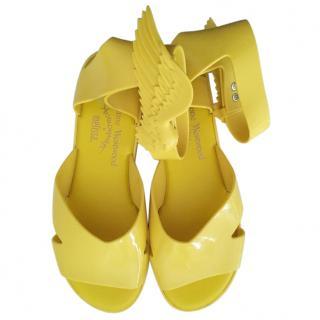 Vivienne Westwood x Melissa Mini Rocking Horse Sandal