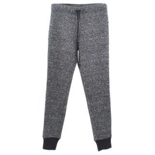 T by Alexander Wang Wool Blend Sweatpants