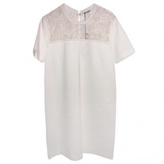 Miu Miu White lace dress