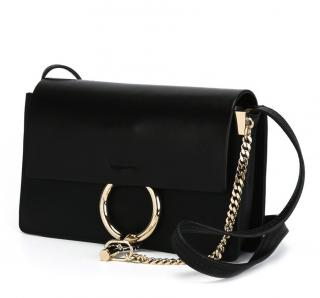Chloe Black Small Faye Bag