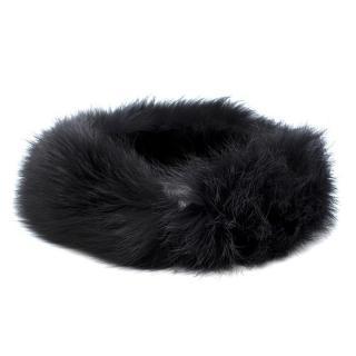 Saks Fifth Avenue Fur Collar