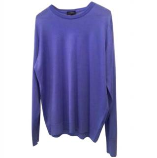 John Smedley 100% Wool Pullover