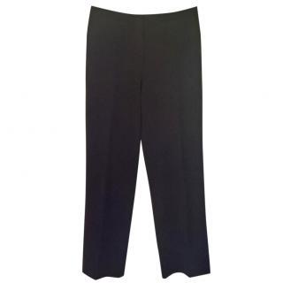 max mara brown trousers