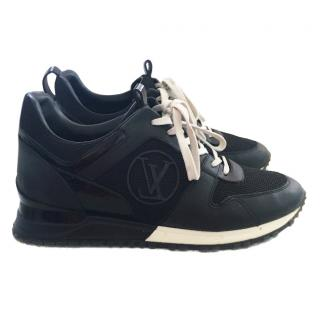 Louis Vuitton run away sneakers