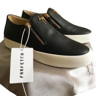 GIUSEPPE ZANOTTI DESIGN  Adam Sneakers