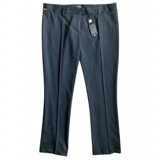 Just Cavalli Tailored Ladies Pin Striped Trousers