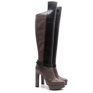 Karina IK Nin Heeled Long Boots
