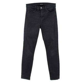 J Brand Black Super Skinny Jeans