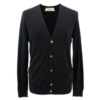 Pringle Merino Wool Cardigan