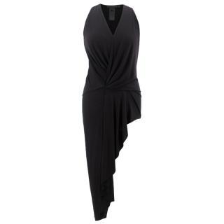 Donna Karan Asymmetrical Dress
