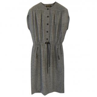Loro Piana cashmere blend dress