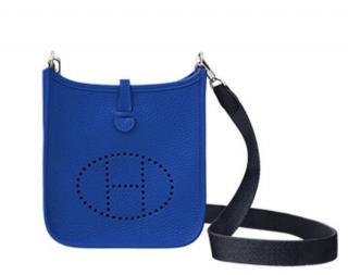 Rare Hermes Mini Evelyne Cross body bag