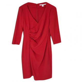 DVF Red Dress. Size 12 US/ 16 UK