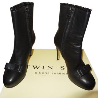 Twin Set Ankle Boots