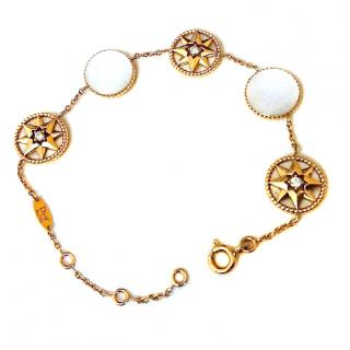 Dior Rose Des Vents Bracelet. 18ct with Diamond RRP �4250.00